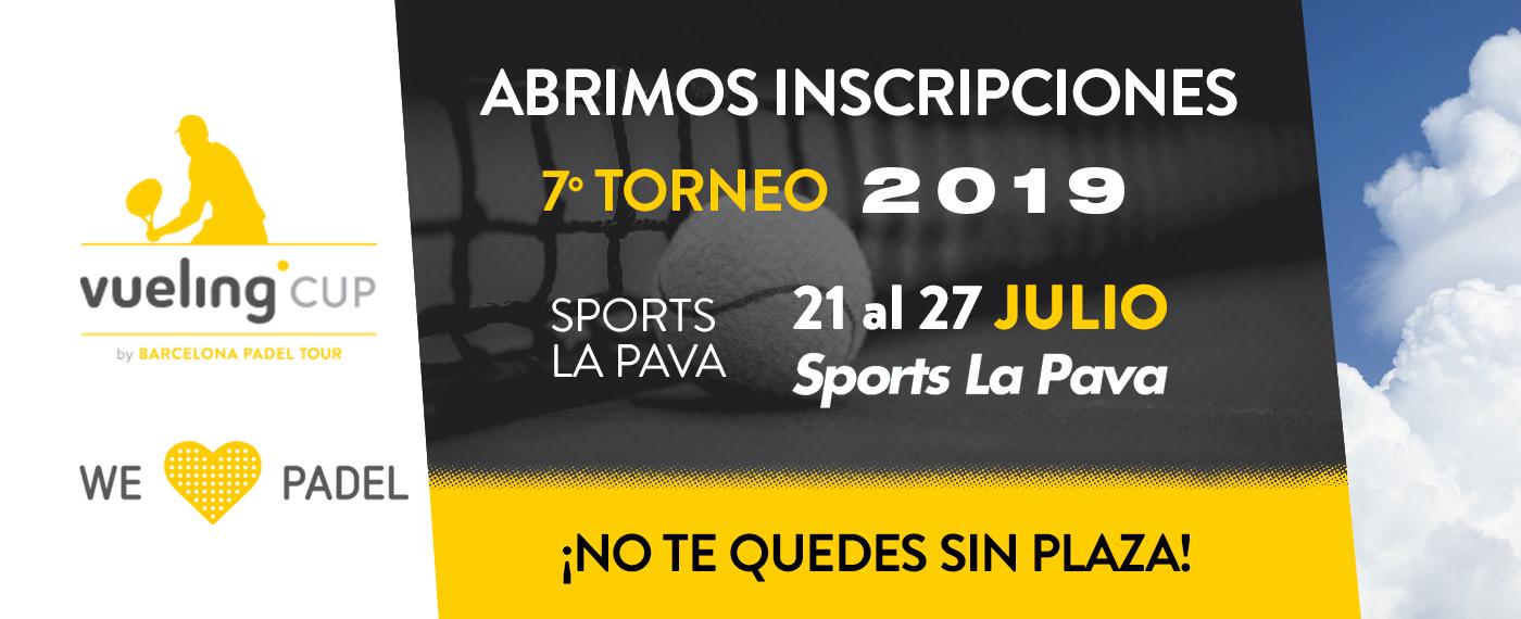 7º TORNEO VUELING CUP 2019